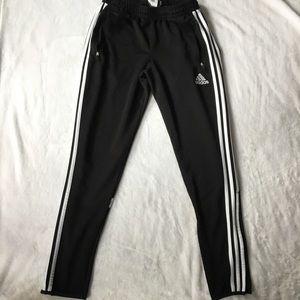 Adidas men's tracking pants size medium